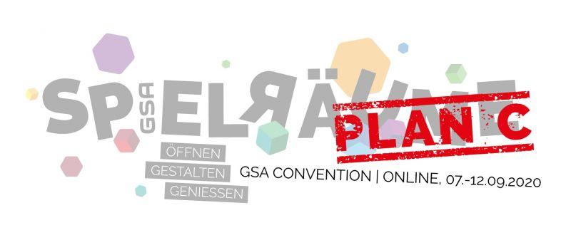Vortrag auf der Internationalen GSA Convention 2020 abgesagt