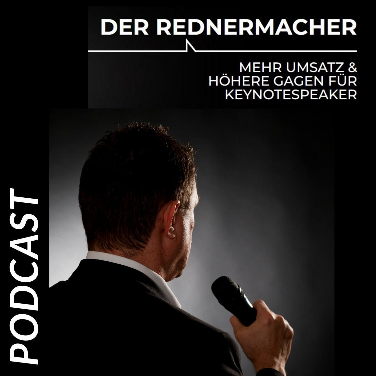 Übersicht der Podcasts mit dem Rednermacher