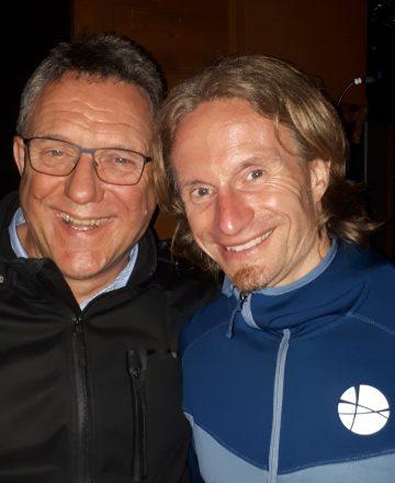 Der Rednermacher mit Extremsportler Norman Bücher