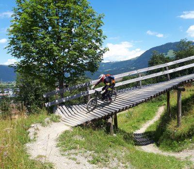 Downhill Event mit dem Rednermacher