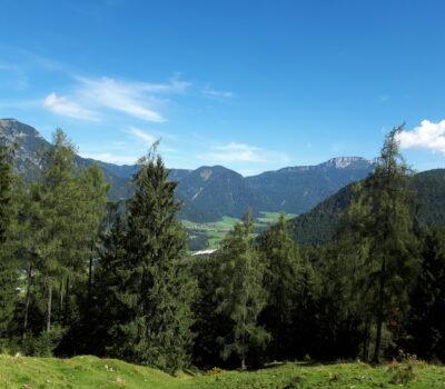 Beeindruckende Naturkulisse in Tirol