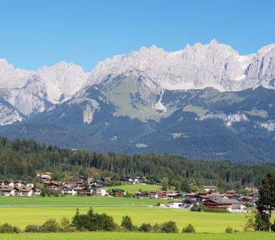 Der wilde Kaiser in Tirol