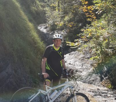 Bike Events in fast unberührter Natur