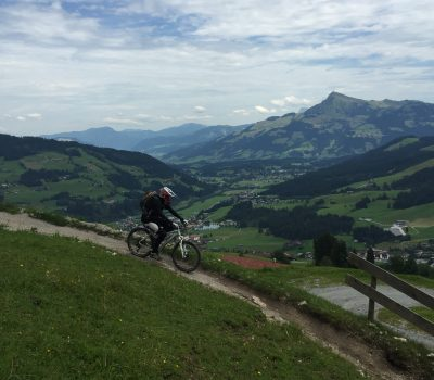 Downhill Biken